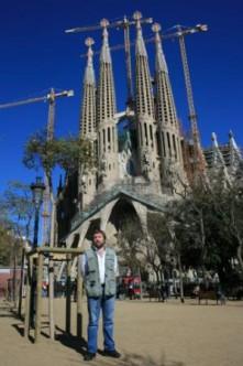 Февраль, 2011, Барселона