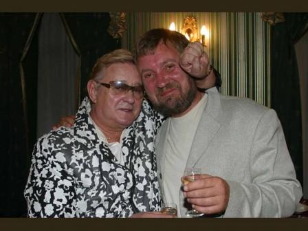 С Р.Г. Виктюком, 2004