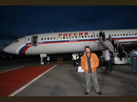 Возвращение из Польши, 2008