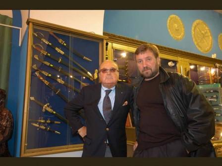 С У.Г. Береттой, 2003