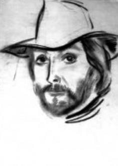 портрет, х-ца Наталья Аникина, 1981