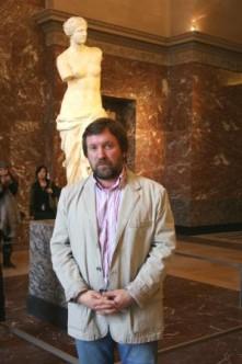 Февраль, 20011, Париж, Лувр