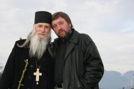 С отцом Виссарионом, 2009