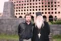 С о.Виссарионом, Сухум, Пасха 2009