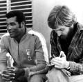 С Теофило Стивенсоном, 1980