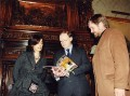С послом Великобритании, 2003
