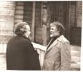 С легендарным отцом Александром Менем